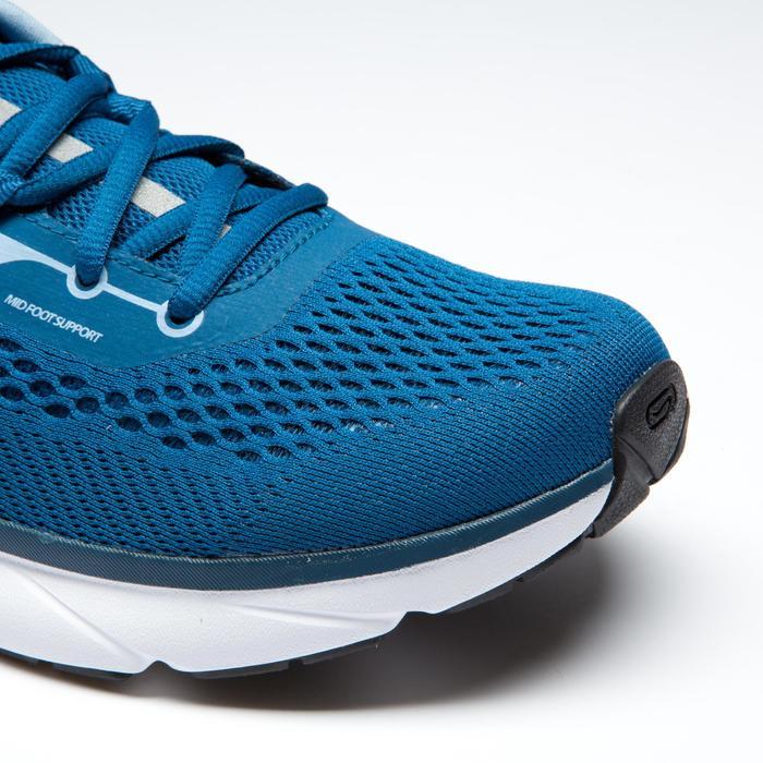 Hardloopschoenen voor heren Run Support blauw