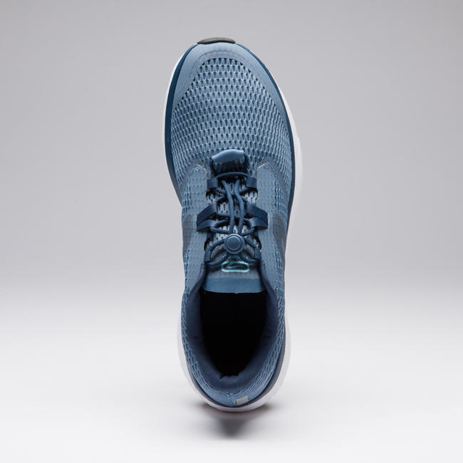 MEN'S JOGGING SHOES RUN SUPPORT BREATHE - BLUE