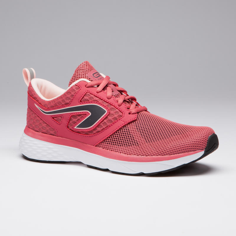 รองเท้าวิ่งสำหรับผู้หญิงรุ่น RUN SUPPORT BREATH (สีส้ม CORAL)