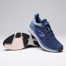 Laufschuhe Run Comfort Damen blau