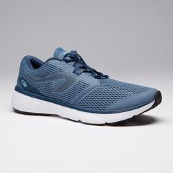 Laufschuhe Run Support Breathe Herren blau