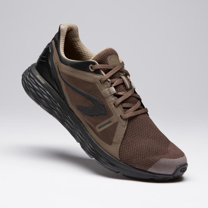 Run Comfort Men's Running Shoes - Brown