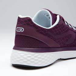 Hardloopschoenen voor dames Run Support bordeaux