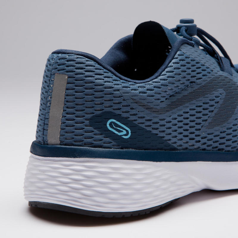 CHAUSSURE JOGGING RUN SUPPORT BREATHE HOMME BLEU