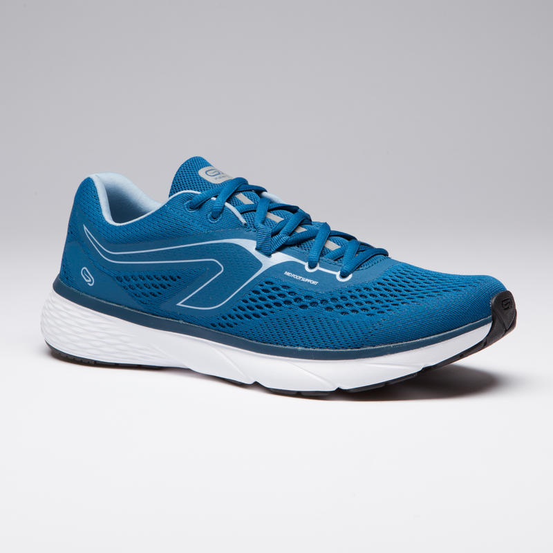 CHAUSSURE JOGGING RUN SUPPORT HOMME BLEUE