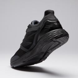 Zapatillas Running Kalenji Run Confort Hombre Negro