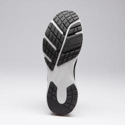 Hardloopschoenen voor heren Run Support zwart