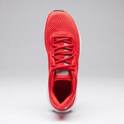 CHAUSSURE JOGGING RUN SUPPORT HOMME ROUGE