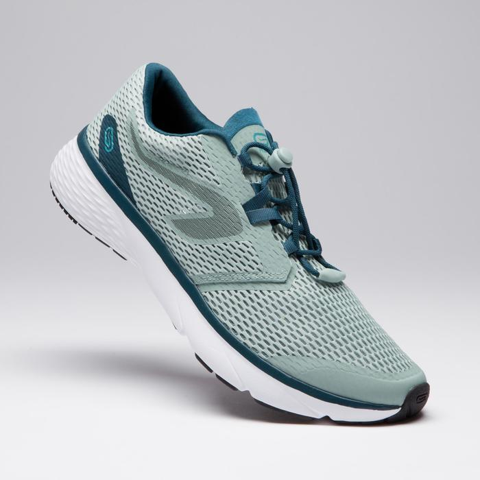 CHAUSSURE JOGGING RUN SUPPORT BREATHE HOMME VERT