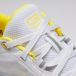 Tenis de Running Kalenji Run Confort Hombre Blanco