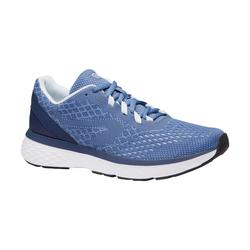RUN CUSHION WOMEN'S JOGGING SHOES - LIGHT BLUE