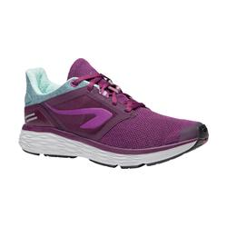 RUN COMFORT WOMEN'S JOGGING SHOES BURGUNDY GREEN