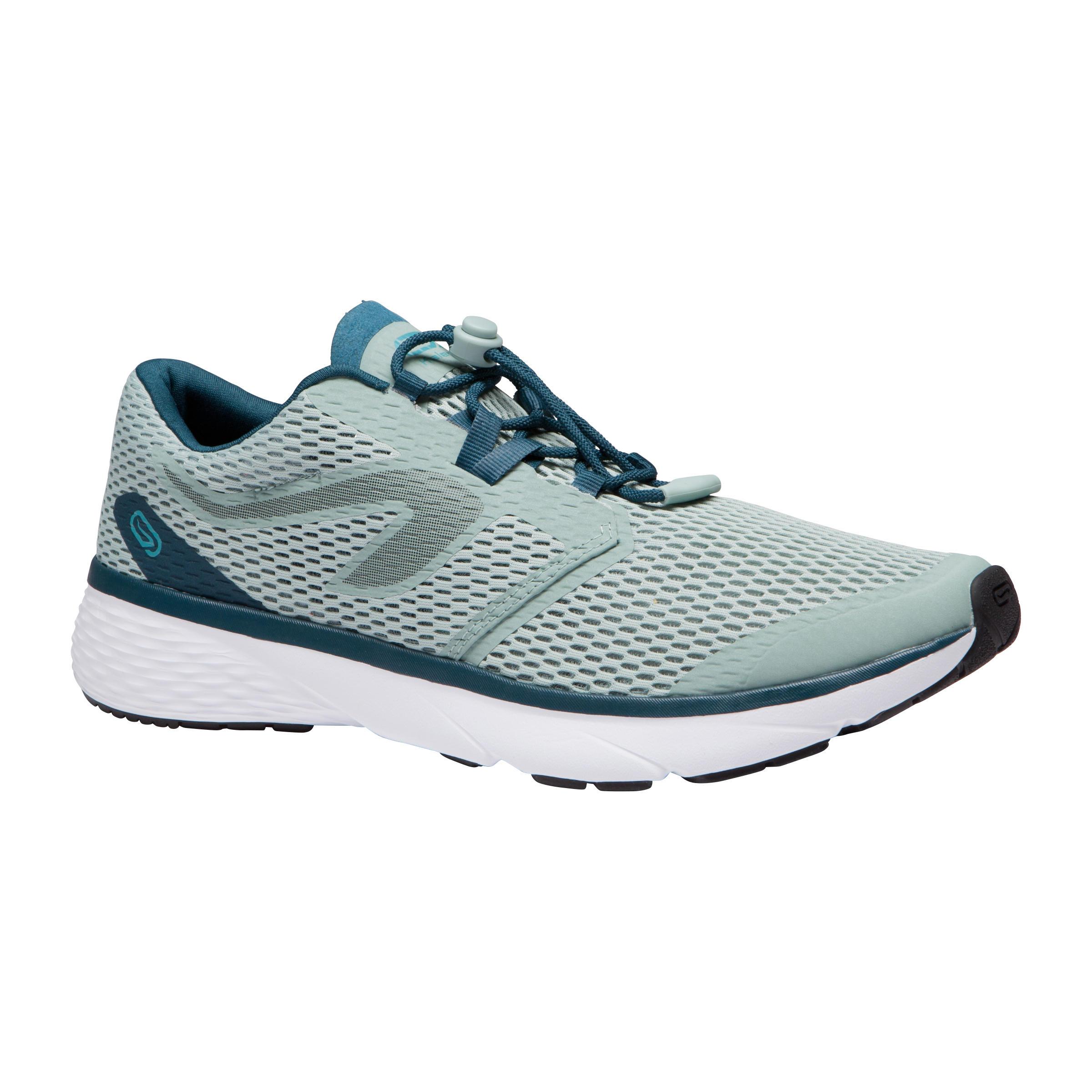Kalenji Joggingschoenen voor heren Run Support Breathe groen kopen