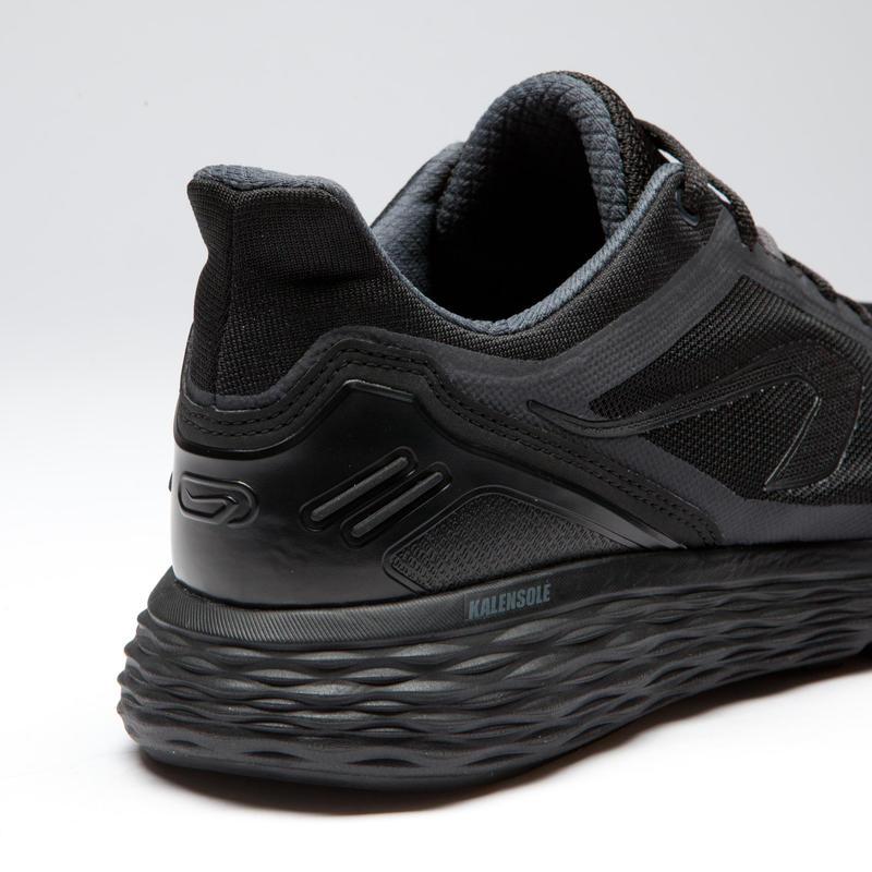 Run Comfort Men's Running Shoes - Black