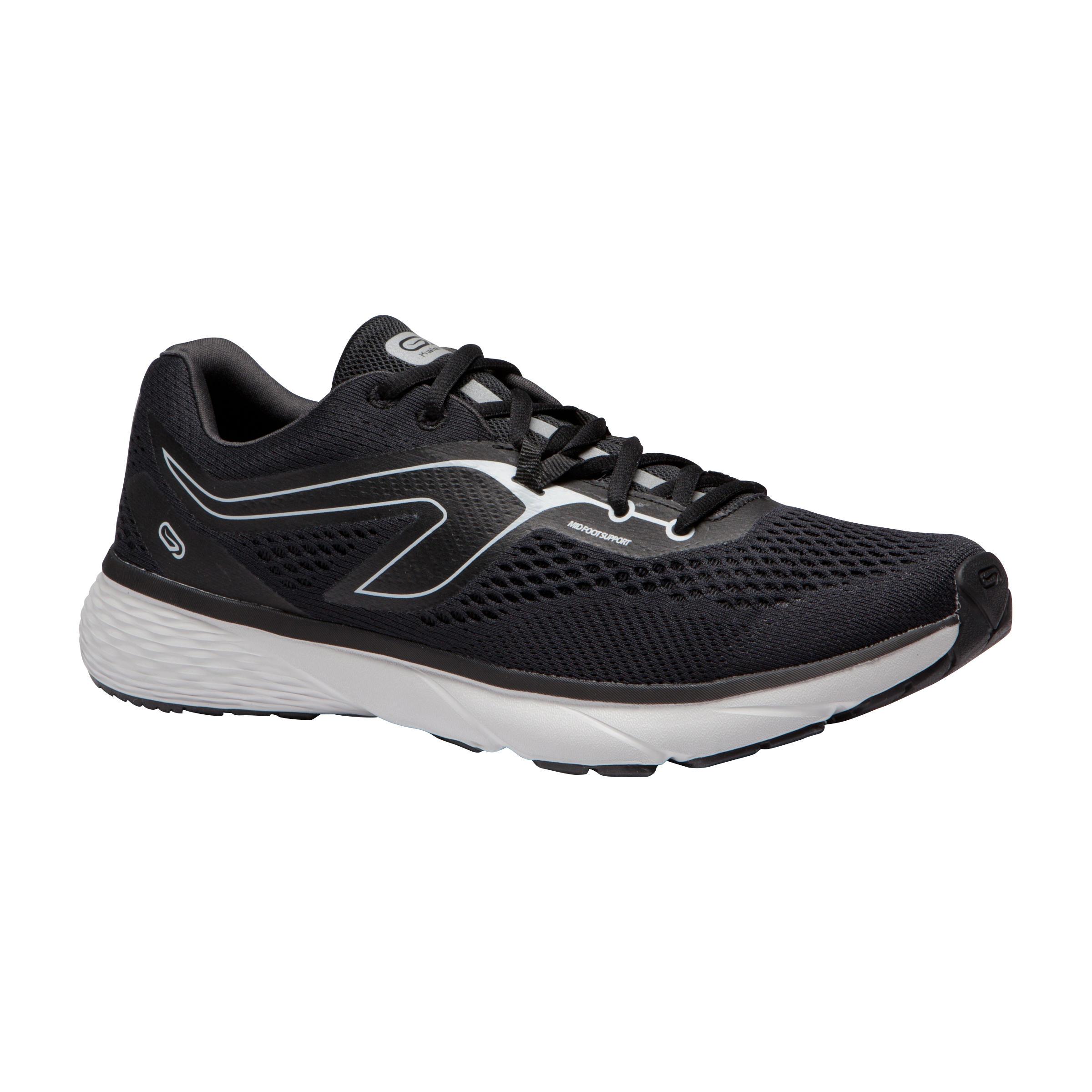 Kalenji Joggingschoenen voor heren Run Support zwart kopen