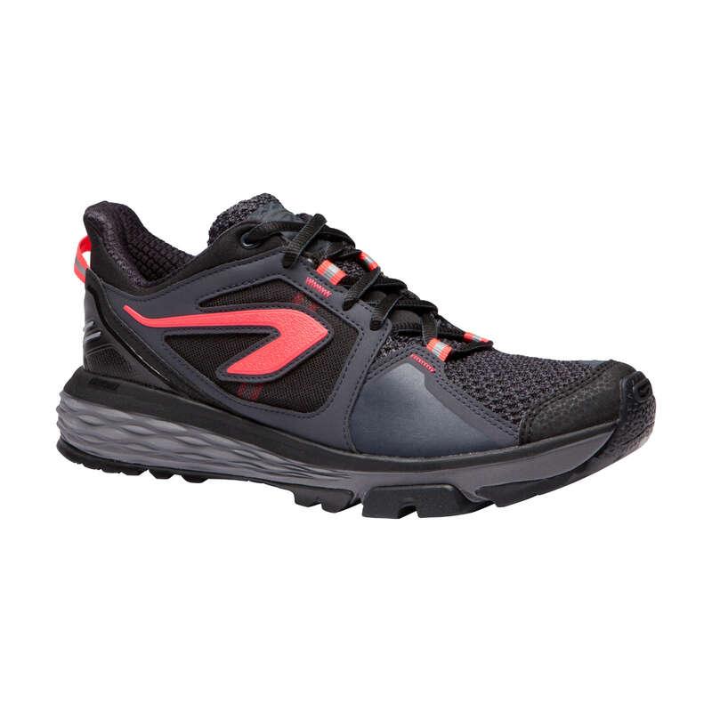 SCARPE DONNA RUNNING REGOLARE Running, Trail, Atletica - Scarpe donna RUN COMFORT GRIP KALENJI - Scarpe Running