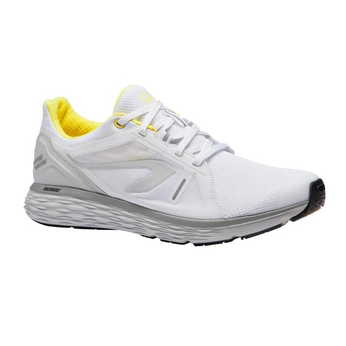 CHAUSSURE JOGGING RUN CONFORT HOMME BLANC