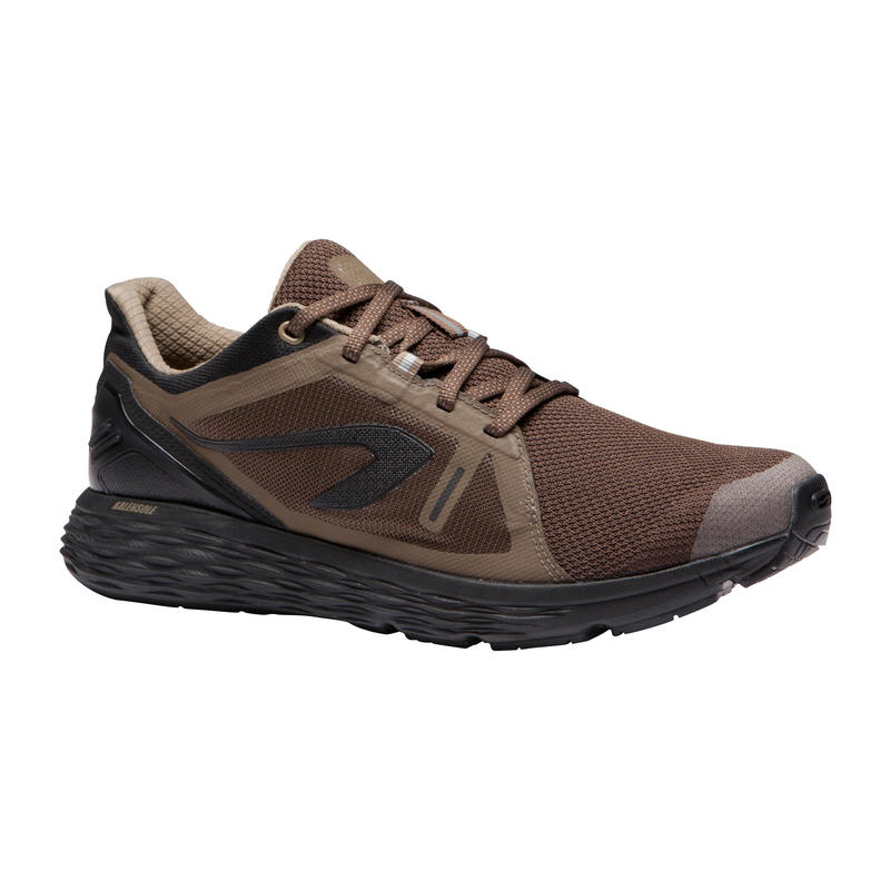 CHAUSSURE JOGGING RUN CONFORT HOMME MARRON