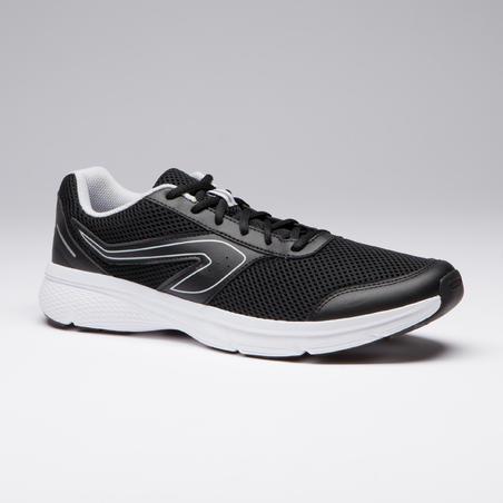 Run Cushion Runnning Shoe - Black Grey - Men's
