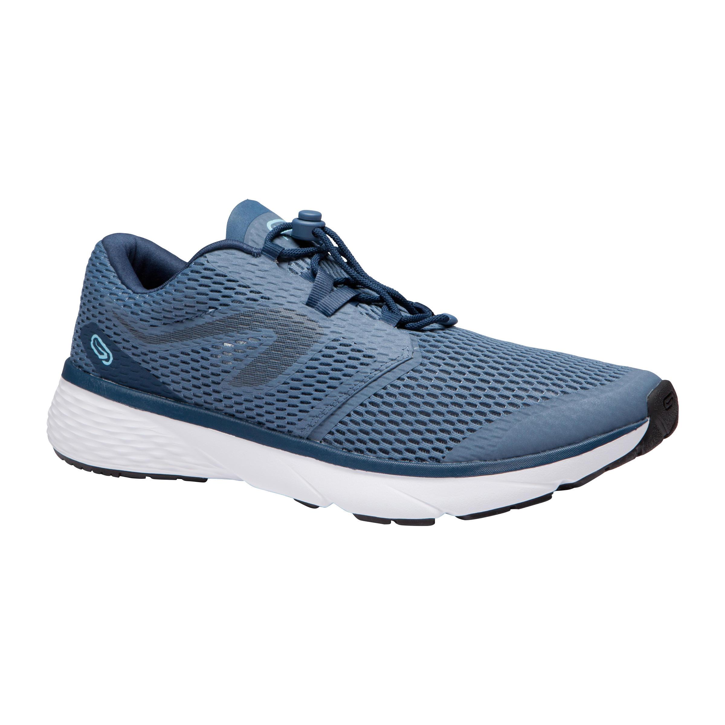 Kalenji Joggingschoenen voor heren Run Support Breathe blauw