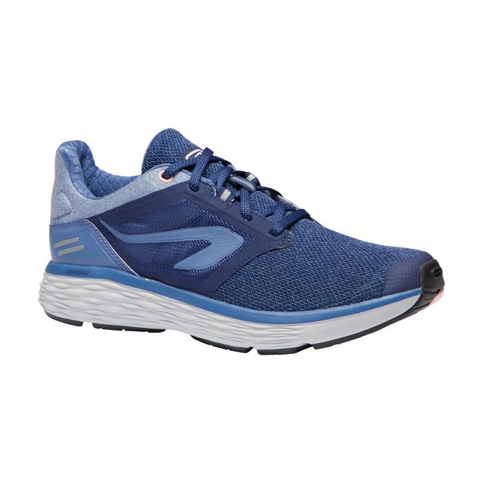 Hardloopschoenen voor dames Run Comfort blauw