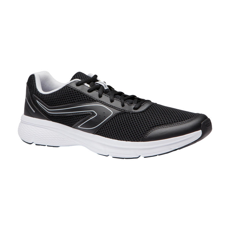 Run Cushion Runnning Shoe - Black Grey - Men's