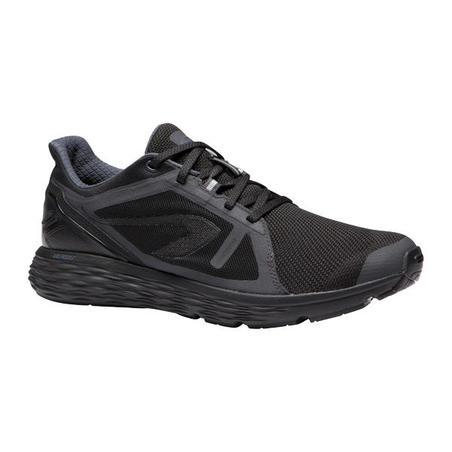 Calzado Running Kalenji Run Confort Hombre Negro