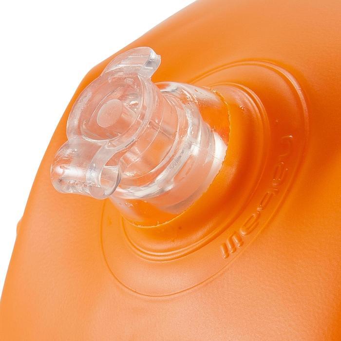 Brassards orange avec deux chambres de gonflages pour enfants de 11 à 30 kg - 156812
