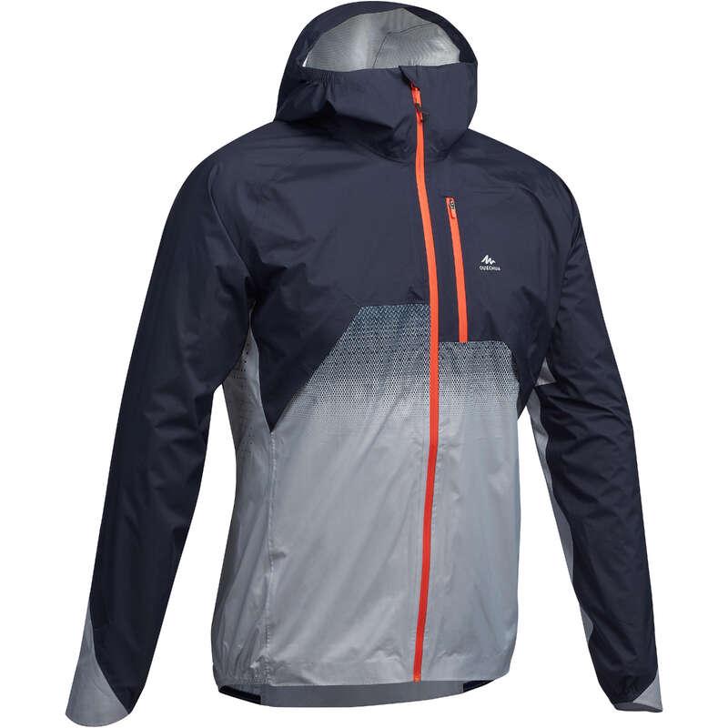 Férfi intenzív túraruházat, cipő, felszerelés Túrázás - Férfi kabát FH900 Hybrid QUECHUA - Férfi túraruházat