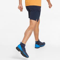 Kurze Hose Speed Hiking FH500 Herren marineblau