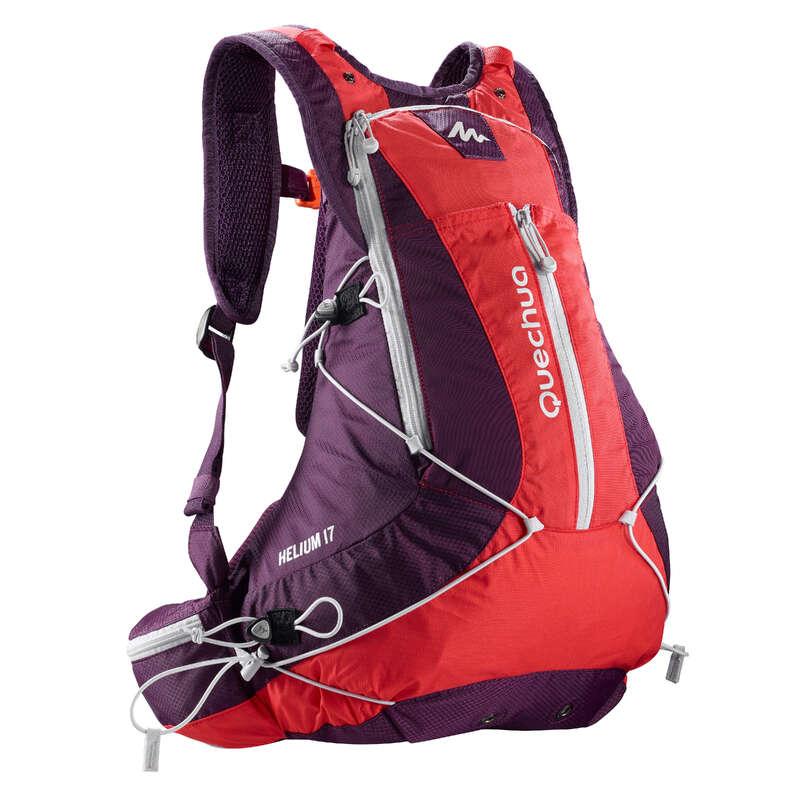 FAST UOMO Sport di Montagna - Zaino FH900 HELIUM 17L viola QUECHUA - Materiale Trekking