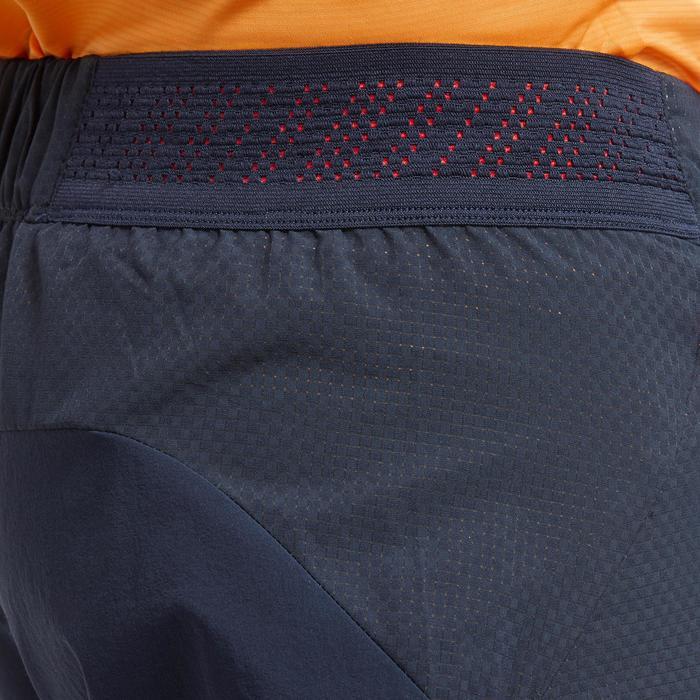 男款極速健行短褲FH500-軍藍色