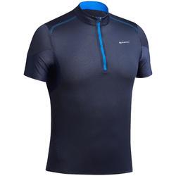 Men's T shirt FH500 Helium - Navy Blue
