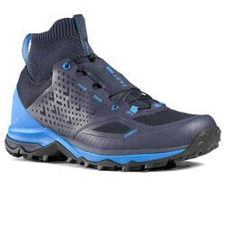 Schoenen voor fast hiking FH900 heren blauw