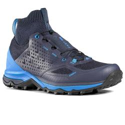 Schoenen voor fast hiking Heren FH900 blauw