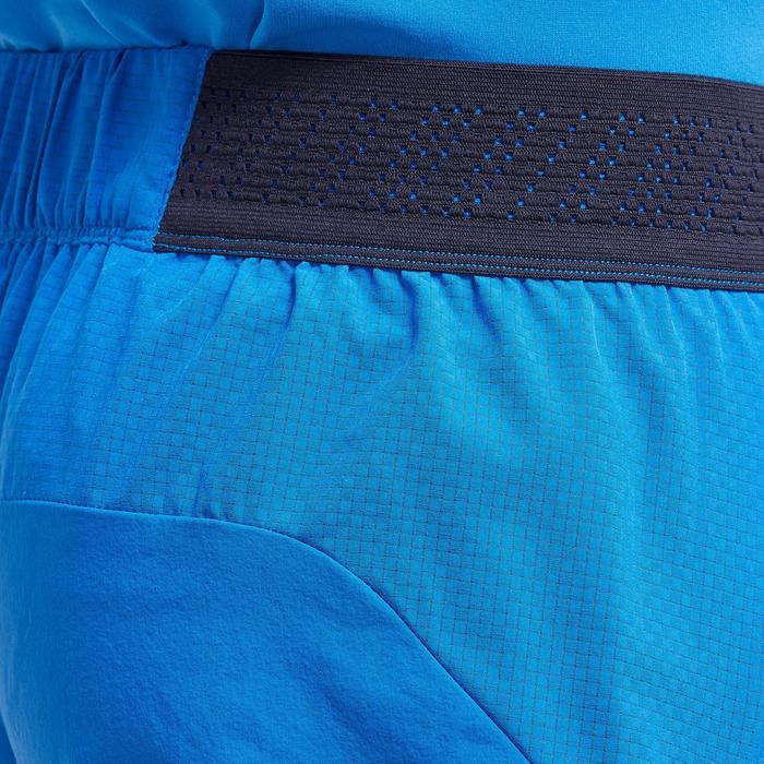 Short voor fast hiking FH500 heren blauw