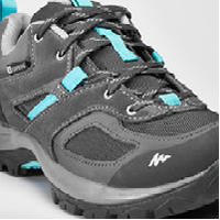 MH100 Waterproof Hiking Shoes - Women
