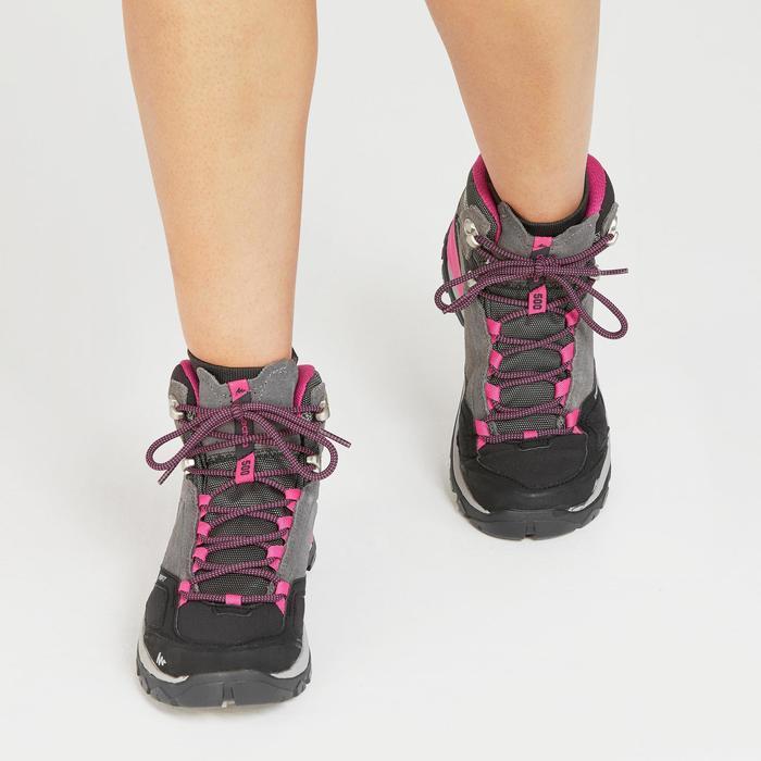 e44f26e15dc Quechua Chaussures de randonnée montagne femme MH500 Mid imperméable ...