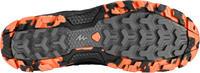 Chaussures imperméables de randonnée montagne - MH500 noires - Hommes
