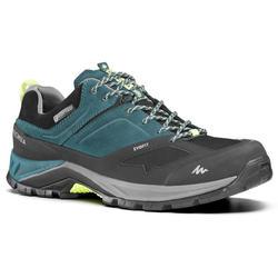 Zapatillas de senderismo montaña hombre MH500 impermeables Azul