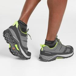 Chaussures de randonnée montagne - MH500 Gris - Homme