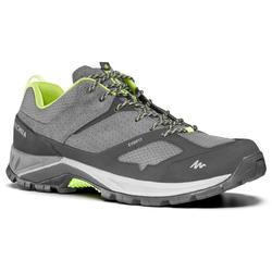 男款登山健行鞋MH500-灰色