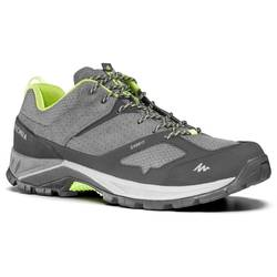 Men's mountain hiking shoes MH500 - Grey