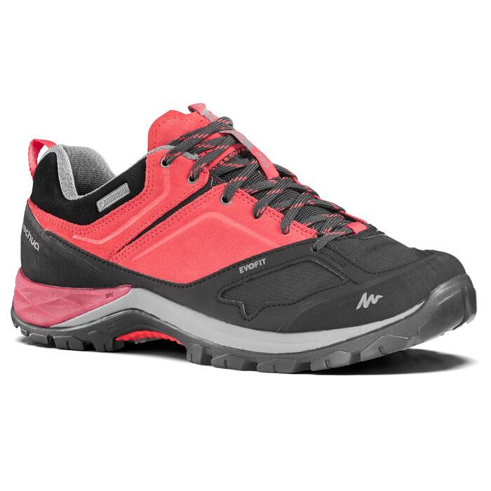 fe7b8475ae1c0 Comprar Zapatillas de montaña y trekking mujer MH500 impermeables ...