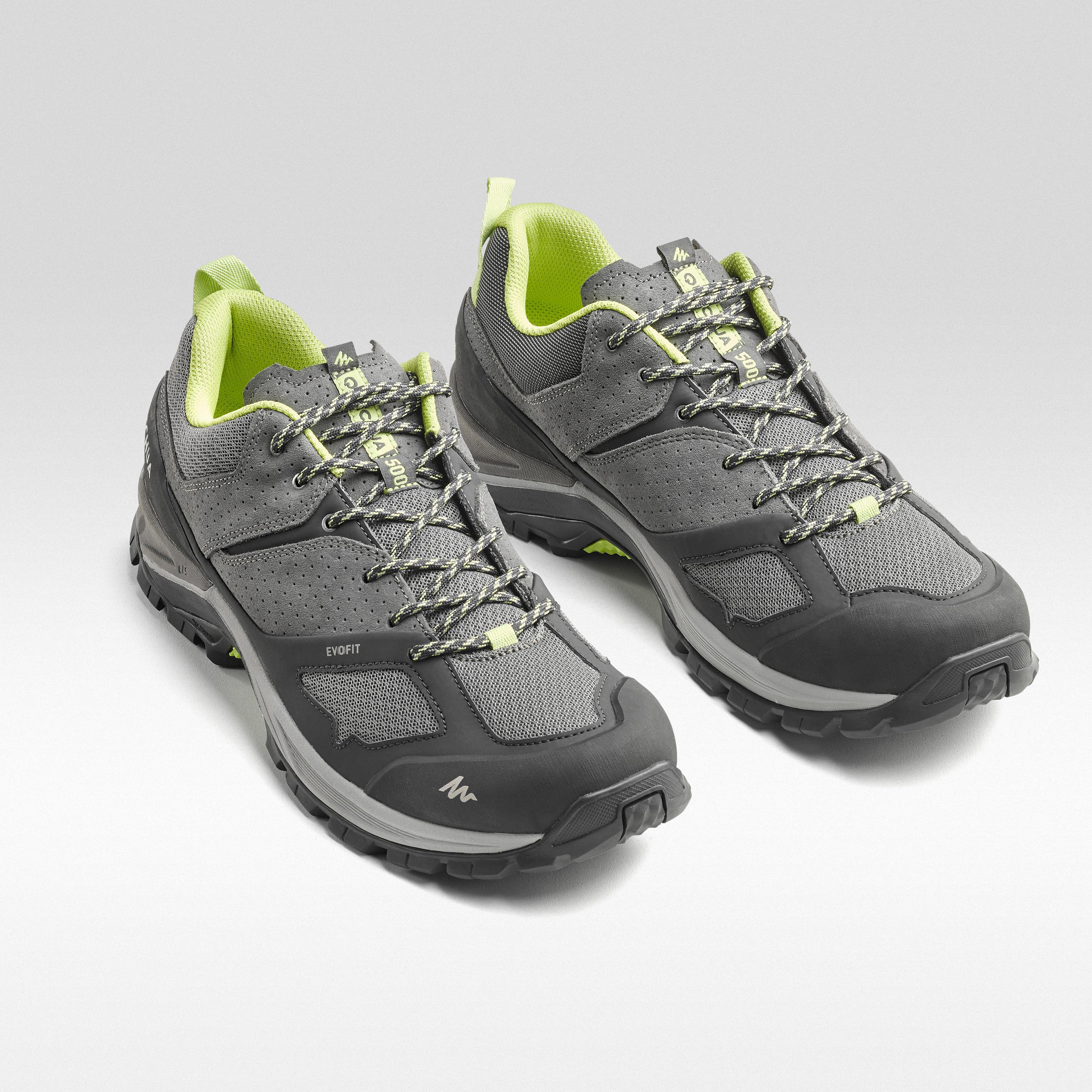 Mh500 De Homme Chaussures Randonnée Montagne Gris wnOP80k