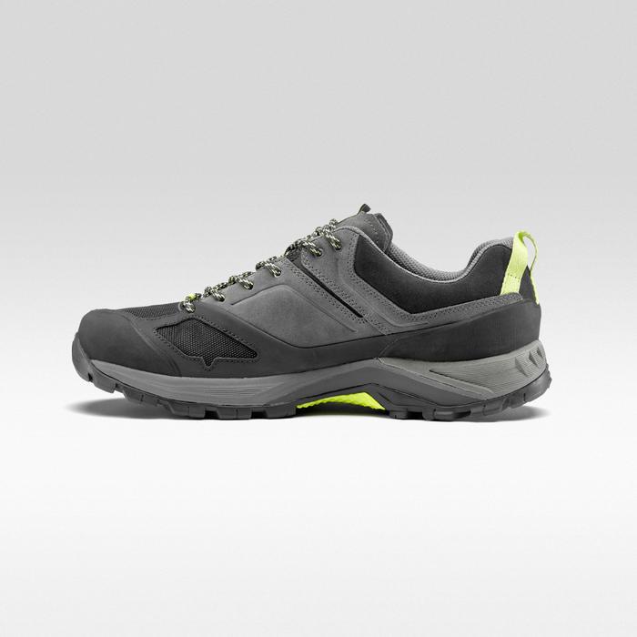 Chaussures de randonnée montagne homme MH500 imperméable Gris