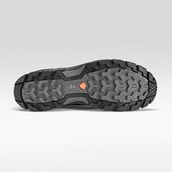 Waterdichte bergwandelschoenen voor heren MH900 zwart