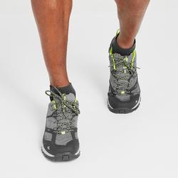 Chaussures de randonnée montagne homme MH500 Gris