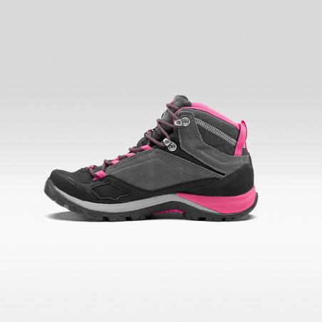 MH500 Mid Waterproof Hiking Shoes - Women