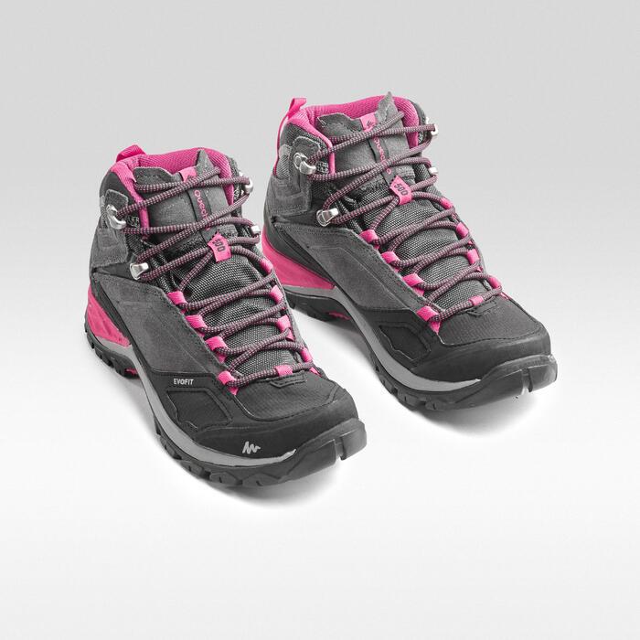 53fa57946ac Comprar Botas de montaña y trekking mujer MH500 Mid impermeables ...